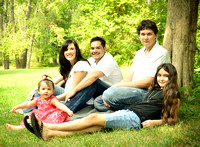Fran & Zach + Family // Photo Shoot